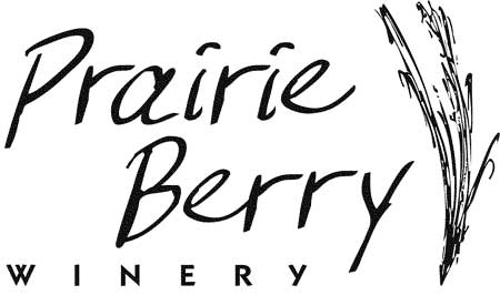 Prairie Berry Winery's original logo when it became South Dakota's second licensed commercial winery