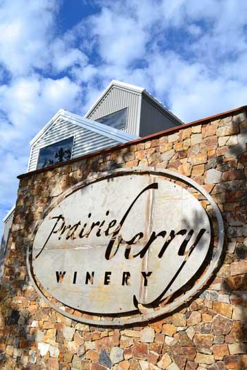 Prairie Berry Winery's Tasting Room near Hill City, South Dakota, got a facelift in 2012